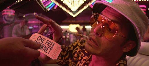 Strach a hnus v Las Vegas (Terry Gilliam, 1998)