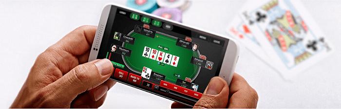mobilní aplikace BetStars a Pokerstars
