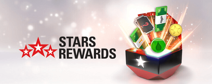 Star Rewards Pokerstars a Betstars