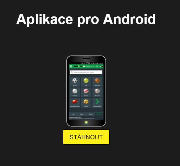 maxi tip aplikace pro android