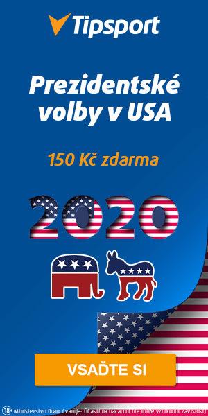 Volby USA Sazky